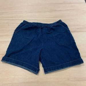 White stag jegging shorts size 3x  22w/24w